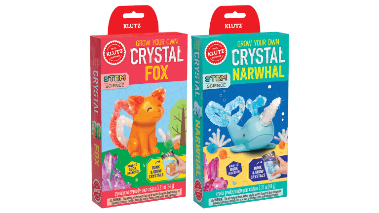 Grow Your Own Narwhal or Fox (65523/65547)