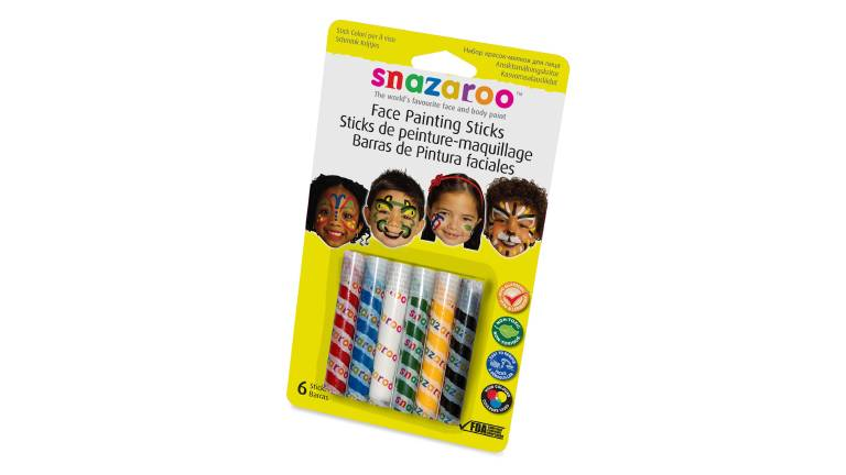 Snazaroo Unisex Face Paints (96003)