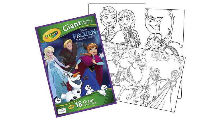 Disney Giant Coloring Pages (19935)