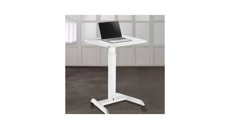 Mobile Sit-Stand Desk