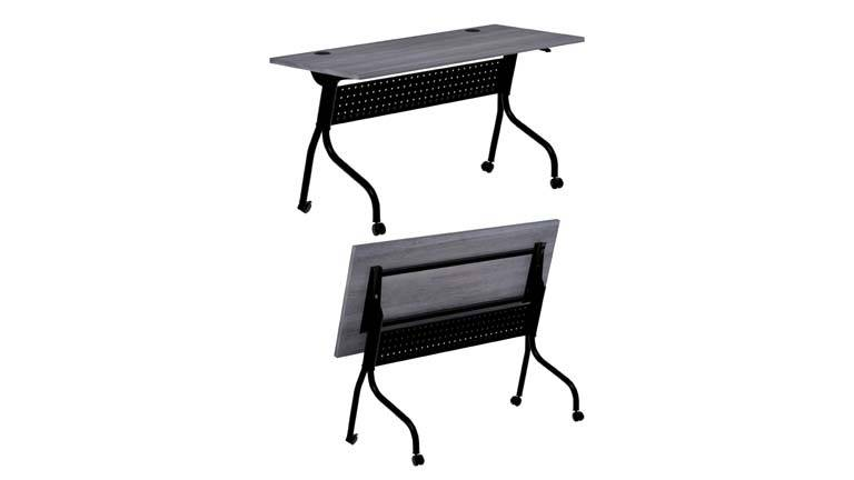 Lorell Flip-Top Training Table